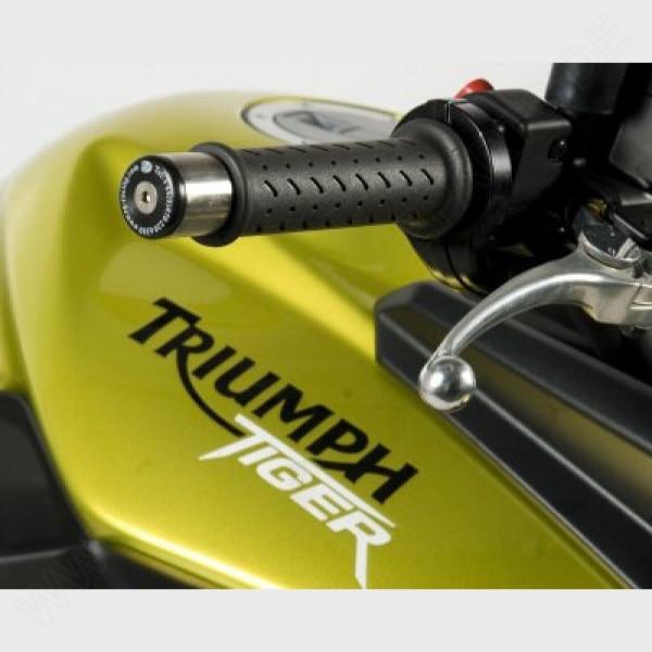 R&G Racing Bar End Slider Triumph Tiger 800 2011-2017