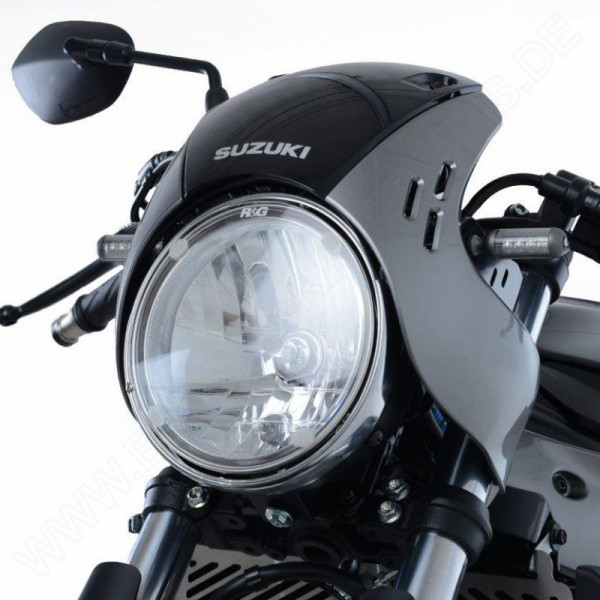 R&G Headlight Shield Guard for Suzuki SV 650 2016- / SV 650 X 2018-