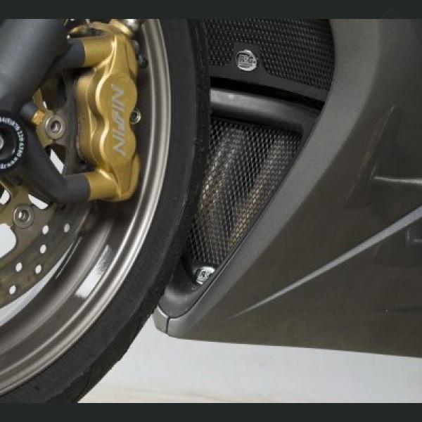 R&G Racing Downpipe Grille Triumph Daytona 675 / 675 R 06-12