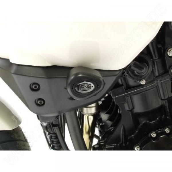 """R&G Racing Crash Protectors """"No Cut"""" Triumph Tiger 1050 2007-"""