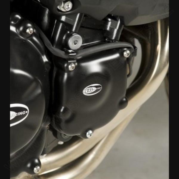 R&G Racing Motordeckel Protektor Set Kawasaki Z 750 2004-