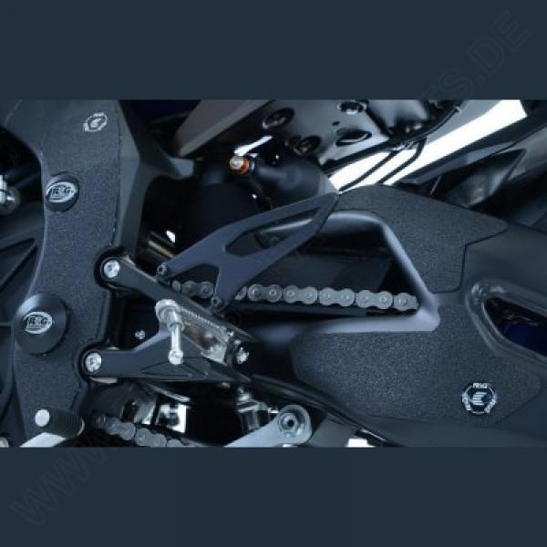 R&G Eazi-Grip™ Stiefel Schutz Pads Yamaha YZF R1 / R1 M 2015-
