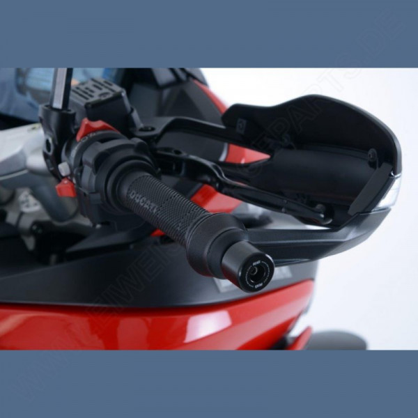 R&G Bar End Slider Ducati Multistrada 950 2017- / Hypermotard 950 2019-