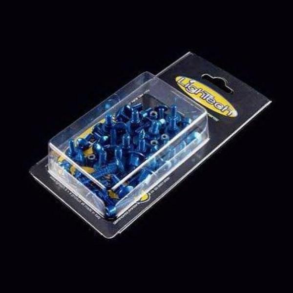 Lightech Fairing Screws Kit Ergal Honda CBR 1000 RR 2006-2007