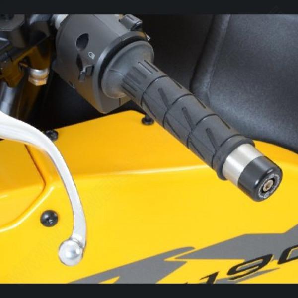 R&G Racing Bar End Slider EBR 1190 RX 2014-