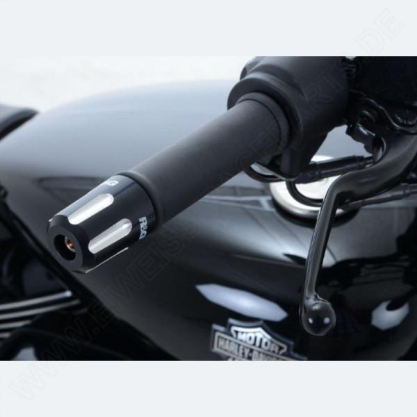 R&G Lenker Protektoren Harley Davidson Street 500 / 750 2014-