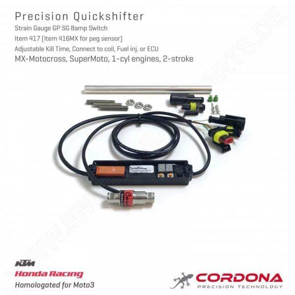 Cordona GP SG Quickshifter Aprilia RS 250