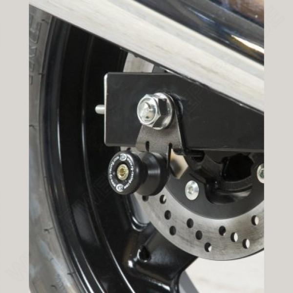 R&G Racing Swingarm Protectors Suzuki Inazuma 250 2013-