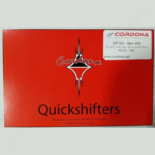 Cordona Strain Gauge GP Quickshifter Powercommander 3 / 5 / YEC