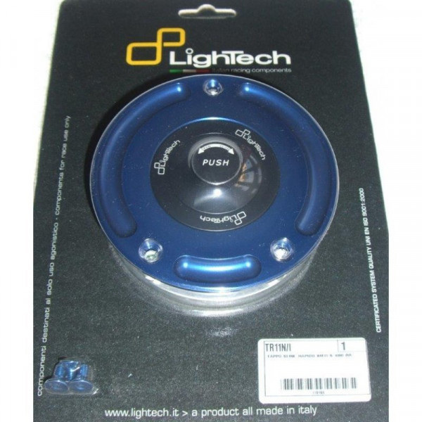Lightech Quick Lock Fuel Tank Cap BMW S 1000 R 2014-