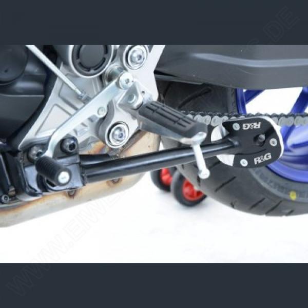 R&G Kickstand Shoe Yamaha MT-07 / Motocage / XSR 700 / Tracer 700