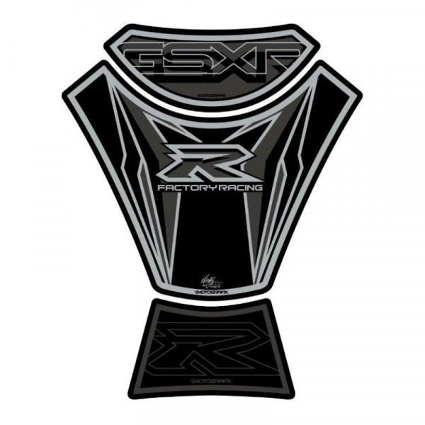 Motografix Suzuki GSX-R 600 / 750 3D Gel Tank Pad Protector TS024K