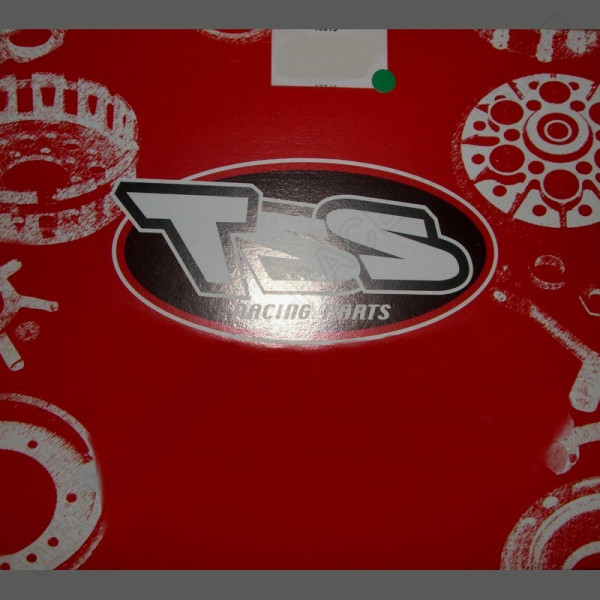 TSS slipper clutch Suzuki SV 650