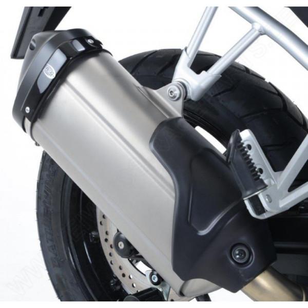 R&G exhaust protector Suzuki DL 1000 V-Strom 2014- / V-Strom 250 2017-