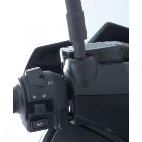 R&G Spiegel Verlängerungen Aprilia Tuono V4 R / V4 1100 RR