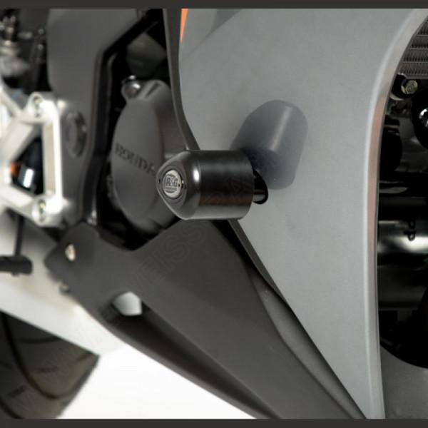 R&G Racing Crash Protectors Honda CBR 125 R 2011-