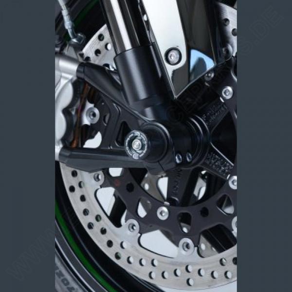 R&G Racing Fork Protectors Kawasaki H2 / H2 R 2015- / H2 SX 2018-