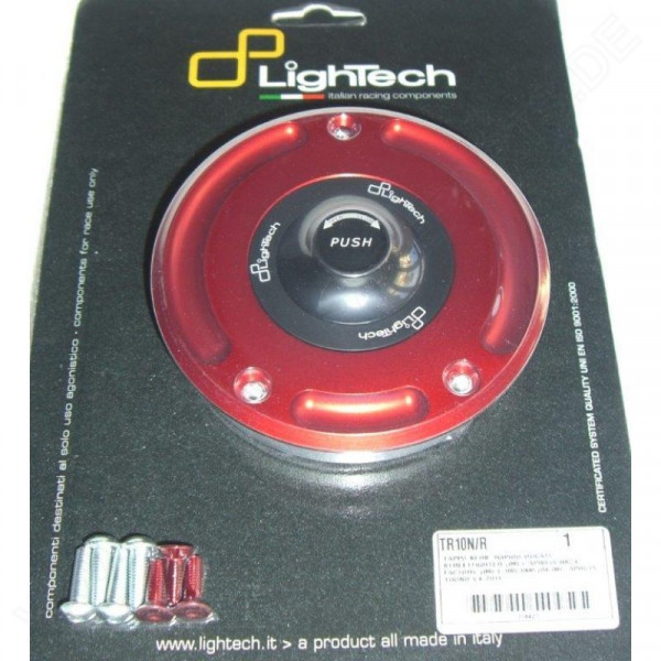 Lightech Quick Lock Fuel Tank Cap Aprilia RSV 4 / RF / RR