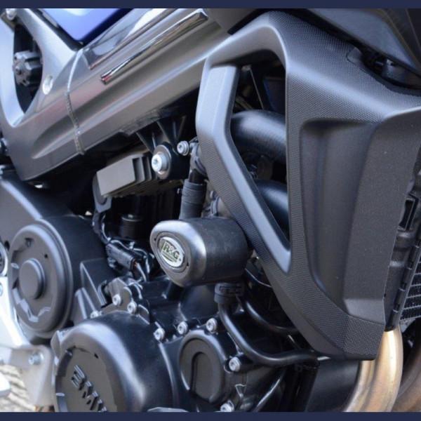 """R&G Racing Crash Protectors """"No Cut"""" BMW F 800 R 2015-"""