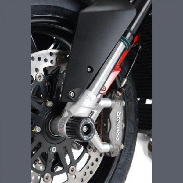 R&G Racing Fork Protectors MV Agusta Brutale 675 / 800 2012-