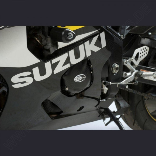 R&G Engine Case Cover Kit Suzuki GSX-R 600 / 750 2004-2005