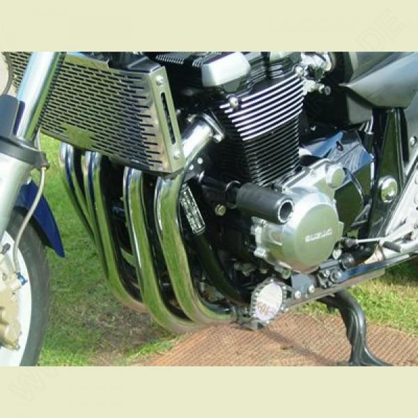 """R&G Racing Crash Protectors """"No Cut"""" Suzuki GSX 1400"""