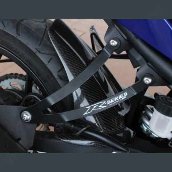 R&G Racing Exhaust Hanger Kit Yamaha YZF R25 / R3 2014-