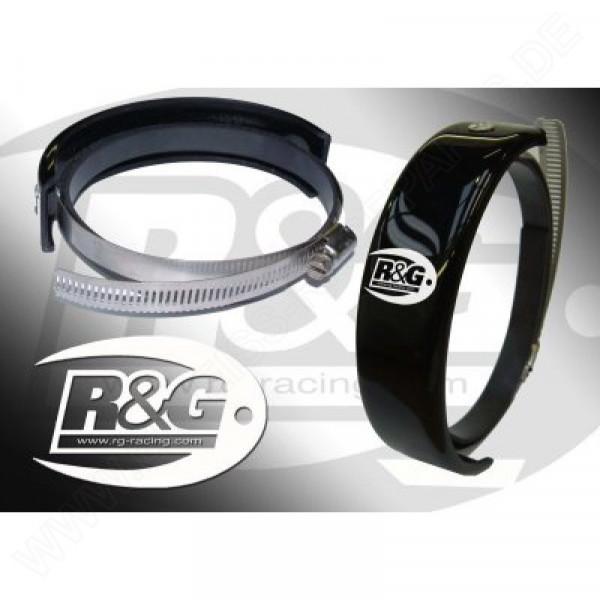 R&G Racing Exhaust Sliders Yamaha MT- 125 2014-