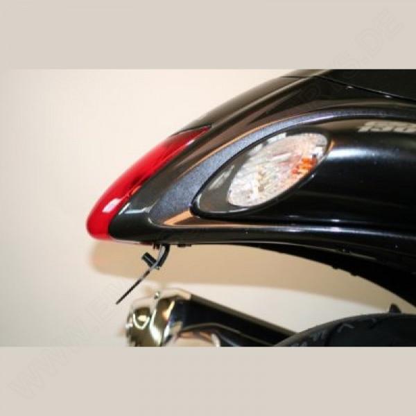 R&G Racing Licence plate holder Suzuki Hayabusa 2008-