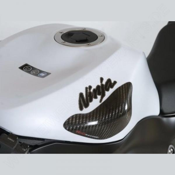 R&G Racing Carbon tank protector Kawasaki ZX-6 R 636 2013-