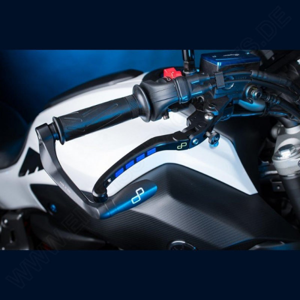 Lightech Aluminium Brake Lever Guard Suzuki Models KPL309