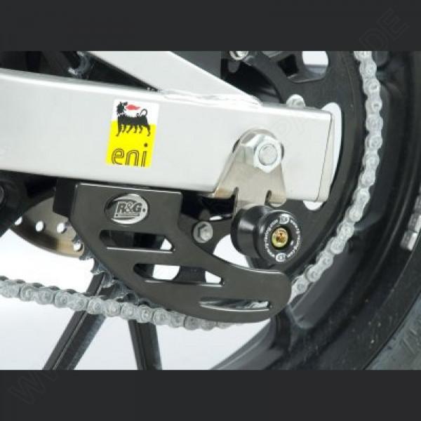 R&G Racing Swingarm Protectors Aprilia RS4 125 2011-