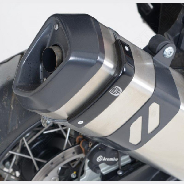 R&G Exhaust protector Slider KTM 1050 / 1090 / 1190 Adventure 2013-