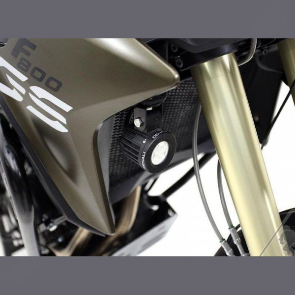 Denali Auxiliary Light Mount For BMW F 800 GS / F 800 GS ADV 2013-