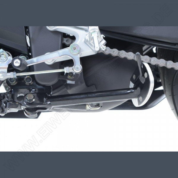 R&G Racing Kickstand Shoe Yamaha YZF-R 25 / R3 / MT-25 / MT-03 2014-