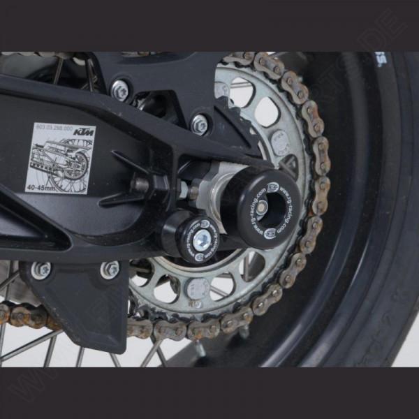 R&G Swingarm Protectors KTM 1050 / 1090 / 1190 / 1290 Adventure