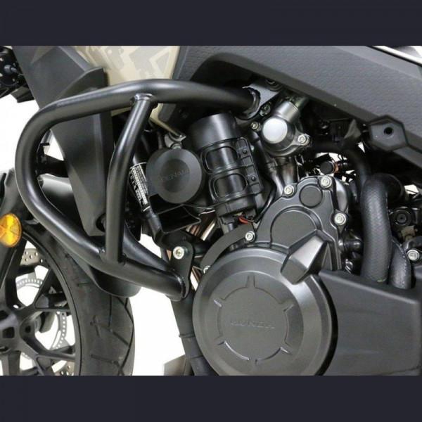 SoundBomb Compact Befestigung Honda CB 500 X 2013-