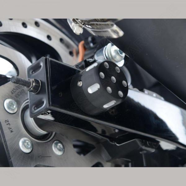 R&G Swingarm Protectors Harley Davidson Street 500 / 750 2014-