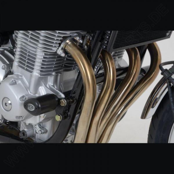 """R&G Racing Crash Protectors """"No Cut"""" Honda CB 1100 2012-"""