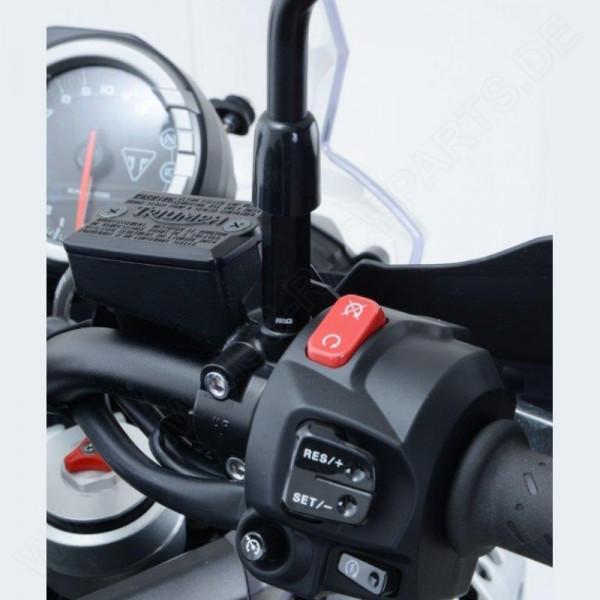 R&G Spiegel Verlängerungen Harley Davidson Street 750 / 500 2014-