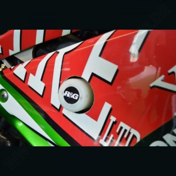 R&G Racing Sturzpads Race Triumph Daytona 675 / 675 R 2013-