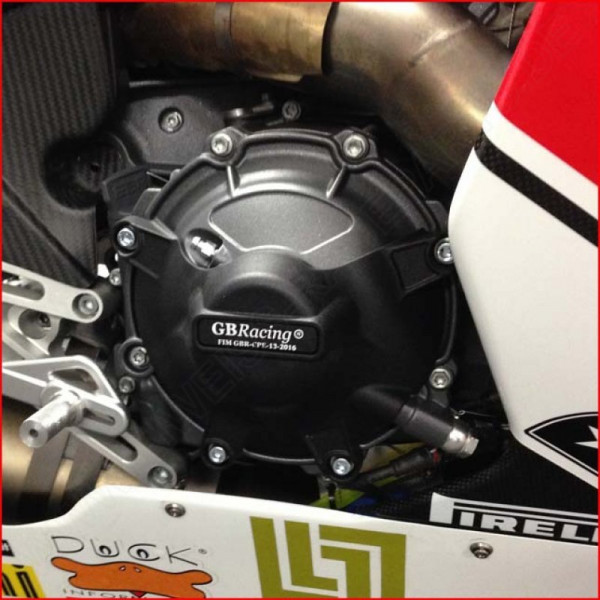 GB Racing Engine Cover Set EBR 1190 RX / SX 2014-