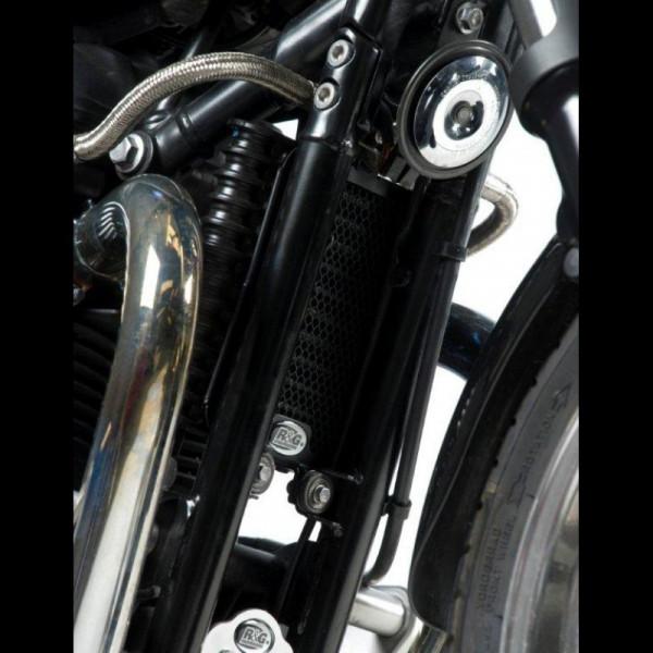 R&G Racing Oil Cooler Guard Triumph Thruxton 900