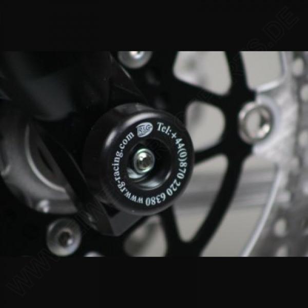 R&G Racing Fork Protectors Kawasaki Z 750 / Z 750 S 2004-2012