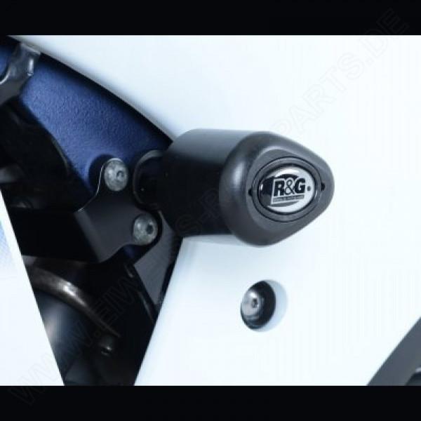 """R&G Racing Crash Protectors """"No Cut"""" Suzuki GSX-R 1000 2009-2016"""