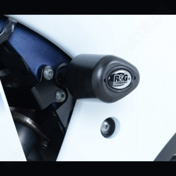 "R&G Racing Sturzpads ""No Cut"" Suzuki GSX-R 1000 2009-2016"