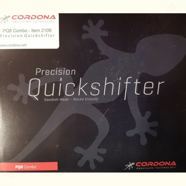 Cordona Precision Quickshifter 8 Kawasaki ZX-10 R 2004-2016
