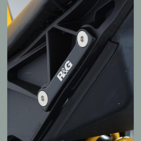 R&G hintere Fußrastenabdeckung EBR 1190 RX / SX 2014-