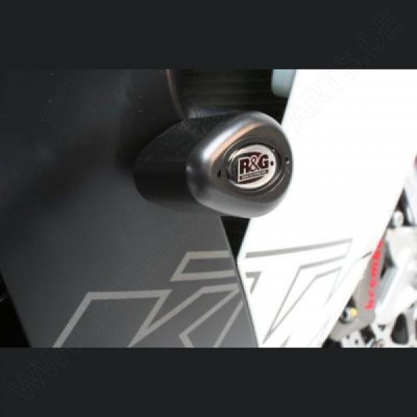 R&G Racing Crash Protectors KTM RC 8 2008-