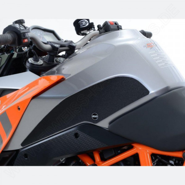 R&G Eazi-Grip Tank Traction Pads KTM 1290 Super Duke GT 2016-2018